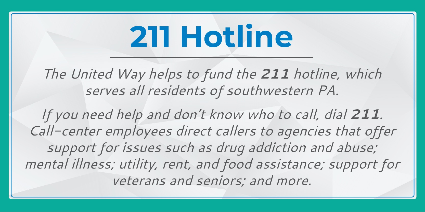 211 Call