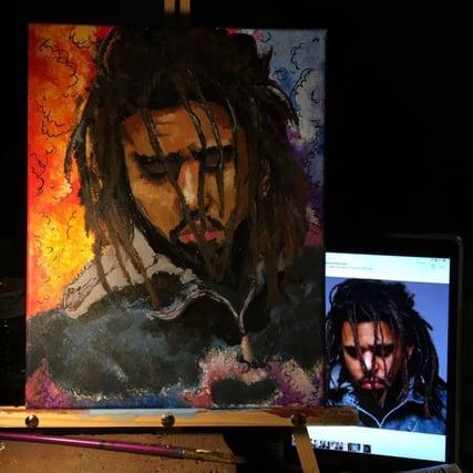 Samarrahs Painting